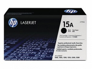 HP C7115A Toner black (15A)