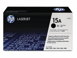 HP C7115A Toner black (15A)