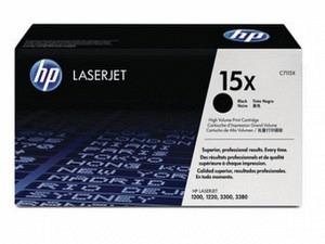 HP C7115X Toner HC black (15X)