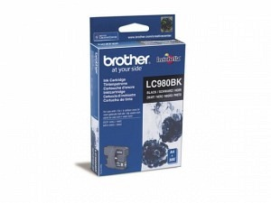 Brother LC-980BK Tinte black