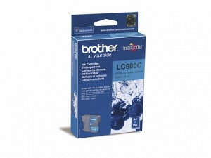 Brother LC-980C Tinte cyan