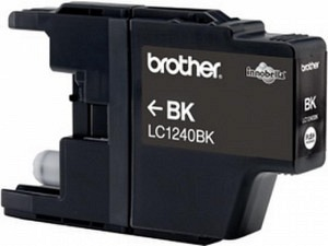 Brother LC-1240BK Tinte black