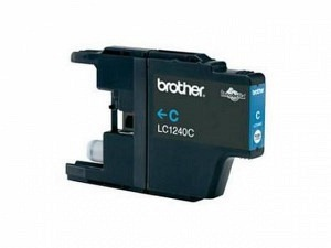 Brother LC-1240C Tinte cyan