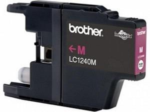 Brother LC-1240M Tinte magenta