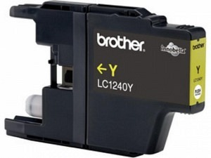 Brother LC-1240Y Tinte yellow