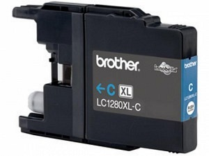 Brother LC-1280C Tinte cyan