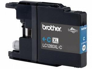 Brother LC-1280C Tinte cyan