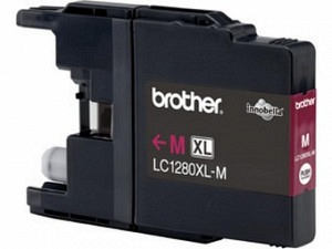 Brother LC-1280M Tinte magenta