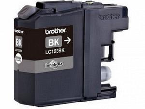 Brother LC-123BK Tinte black