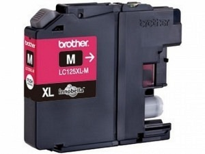 Brother LC-125XLM Tinte magenta