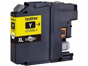 Brother LC-125XLY Tinte yellow