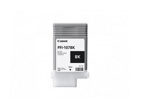 Canon PFI-107BK Tinte black
