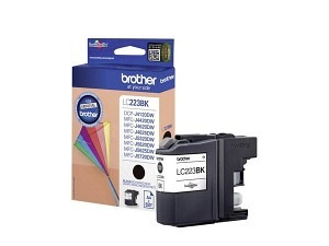 Brother LC-223BK Tinte black