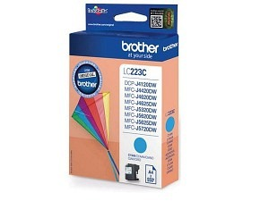Brother LC-223C Tinte cyan
