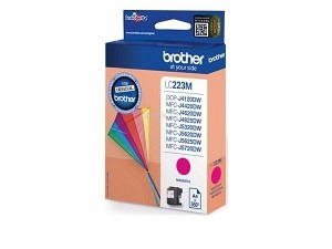 Brother LC-223M Tinte magenta
