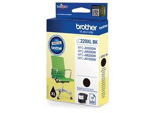 Brother LC-229XLBK Tinte black