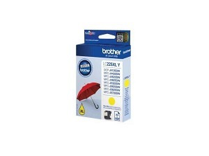 Brother LC-225XLY Tinte yellow
