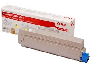 OKI ES 45862819 Toner yellow