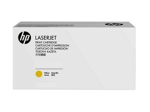HP CF472XC Toner yellow (657X)