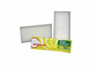 DEXWET DE2500 Austausch-Filter grau