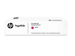 HP X4D13AC Tinte magenta (991AC)