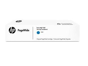 HP M0K06XC Tinte cyan