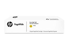 HP M0K25XC Tinte yellow