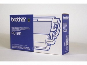 Brother PC-201 Kassette+Filmrollen