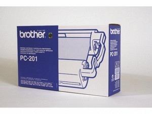 Brother PC-201 Kassette+Filmrollen