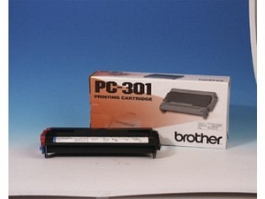 Brother PC-301 Kassette+Filmrollen