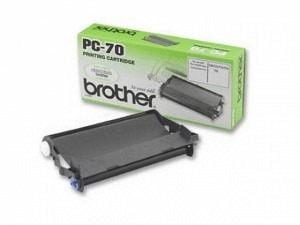 Brother PC-70 Kassette+Filmrollen