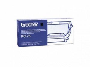 Brother PC-75 Kassette+Filmrollen