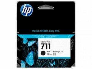 HP CZ129A Tinte black (711)