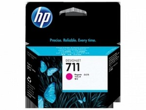HP CZ131A Tinte magenta (711)