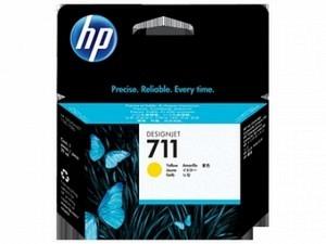 HP CZ132A Tinte yellow (711)