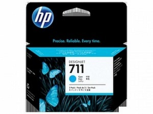 HP CZ134A Tinte cyan (711)