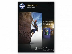 HP Q5456A Ink Photo Paper A4 250g