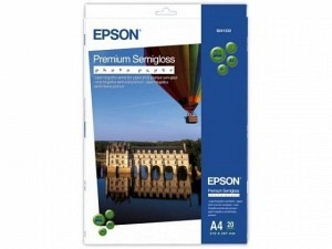 Epson S041332 Premium Ink Photo Paper A4 251g