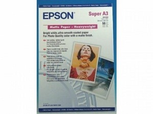 Epson S041264 Ink Paper A3+ 167g