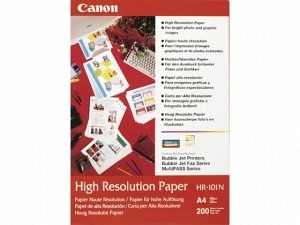 Canon HR101 High Resolution Paper A4 105g
