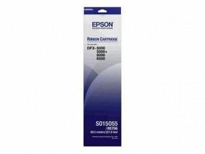 Epson S015055 Farbband black