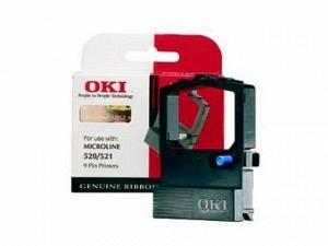 OKI 09002315 Farbband black