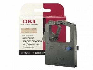 OKI 09002309 Farbband black