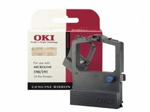 OKI 09002316 Farbband black