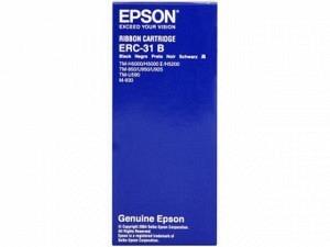 Epson S015369 Farbband black (ERC-31)