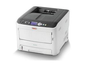 OKI ES6412dn Laserdrucker A4
