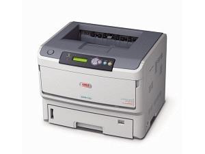 OKI ES8140dn Laserdrucker A3