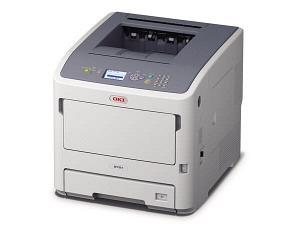 OKI B721dn Laserdrucker A4 mono