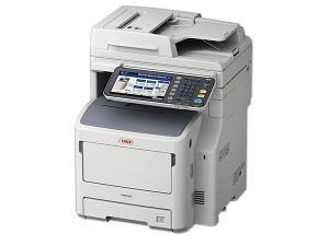 OKI MB760dnfax Kopierer MFP A4 mono