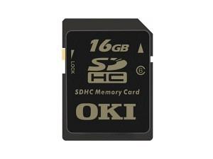 OKI 44848903 SDHC-Speicherkarte 16 GB